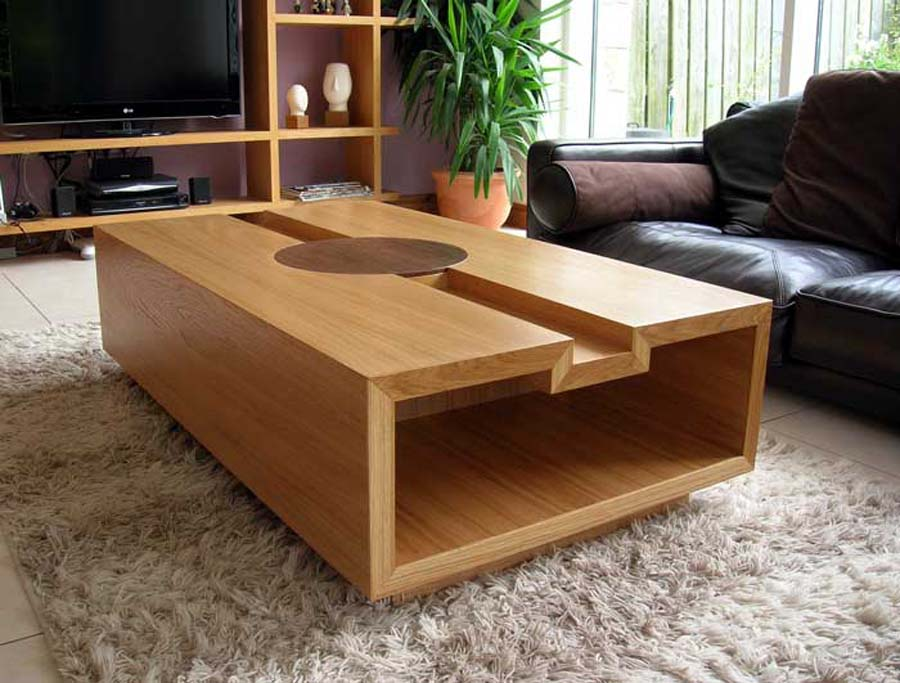 Domestic furniture, Oak Coffee Table | Furniture Maker