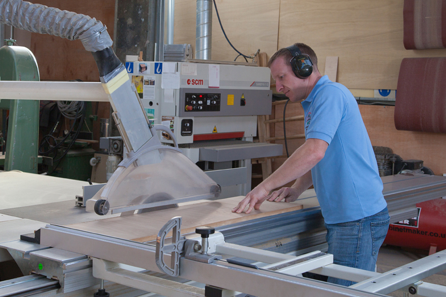 Wood machining | Furniture Maker